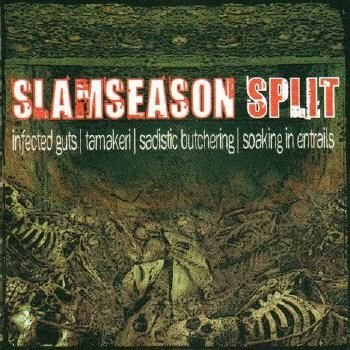 Soaking in Entrails / Tamakeri / Sadistic Butchering / Infected Guts - Slamseason