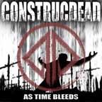 Construcdead - As Time Bleeds