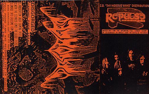 Disgorged - Promo Tape 1994