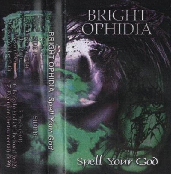 Bright Ophidia - Spell Your God