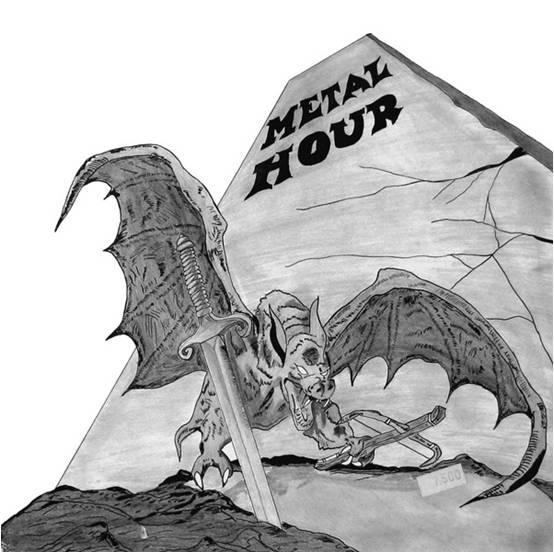 Iron Breed / Lone Wolf / Genocide / Violent Breed / Myriad - Metal Hour - German Metal Tracks No. 4