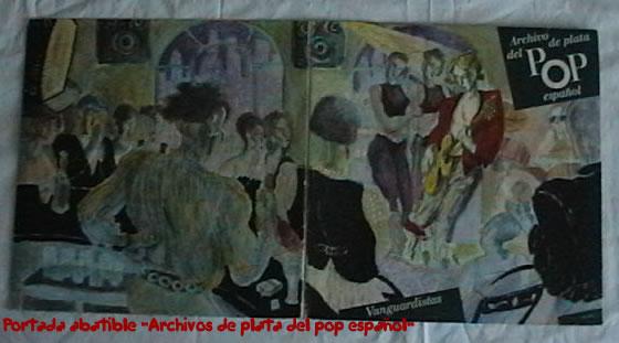 Barón Rojo - Archivo de plata del Pop español - Vanguardistas