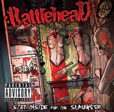 Rattlehead - Step Inside for the Slaughter