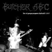 Butcher ABC - Apocalyptic Bestial Congregation