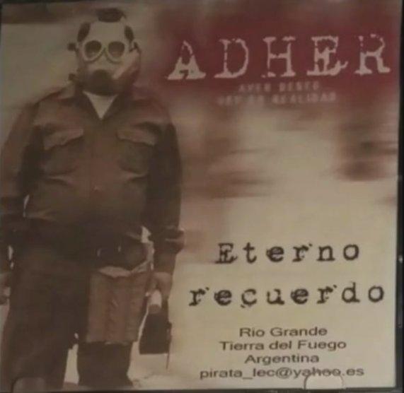 A.D.H.E.R. - Eterno recuerdo