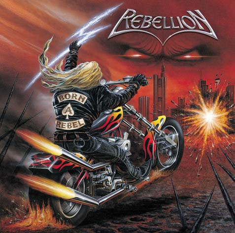 Rebellion - Born a Rebel