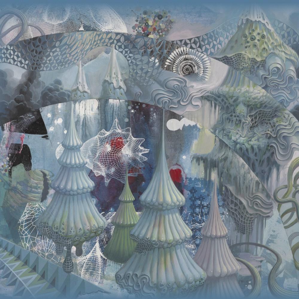 Canvas Solaris - The Atomized Dream