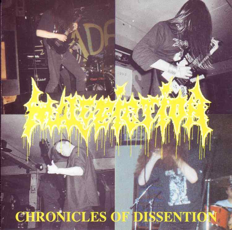 Malediction - Chronicles of Dissention