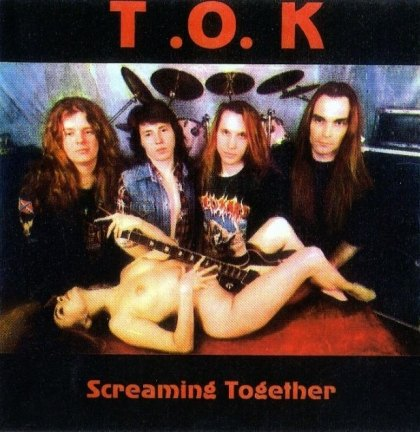 TOK - Screaming Together