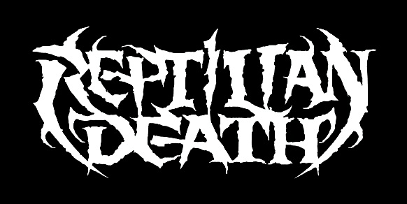 Reptilian Death - Logo