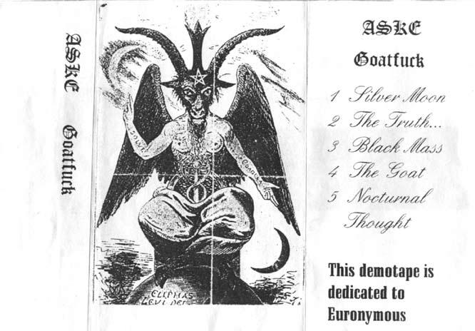 Aske - Goatfuck