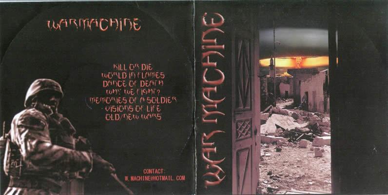 Warmachine - Fight... Destroy... Kill... or Die...