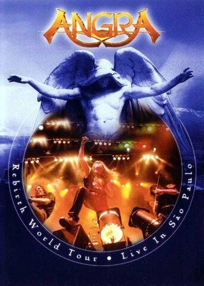 Angra - Rebirth World Tour - Live in São Paulo