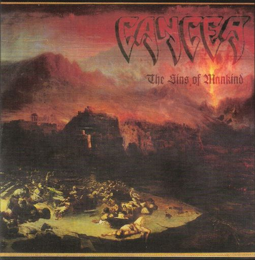 Cancer - The Sins of Mankind