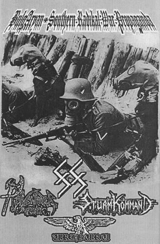 Ravendark's Monarchal Canticle / Stürm Kommand / 88 / Uriburu - BulgAryan-Southern Radikal War Propaganda