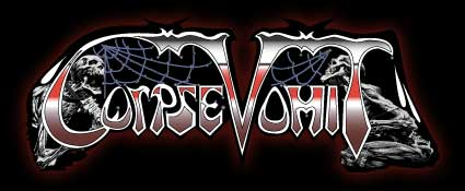 CorpseVomit - Logo
