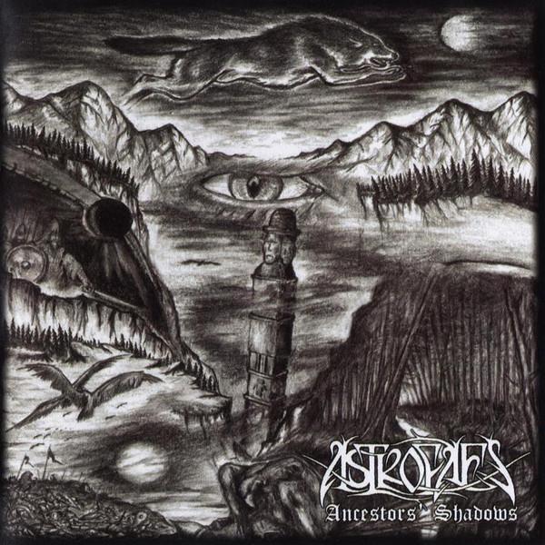 Astrofaes (Ukraine) - Ancestor's Shadows (2002) [FLAC]