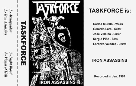 Taskforce - Iron Assassins
