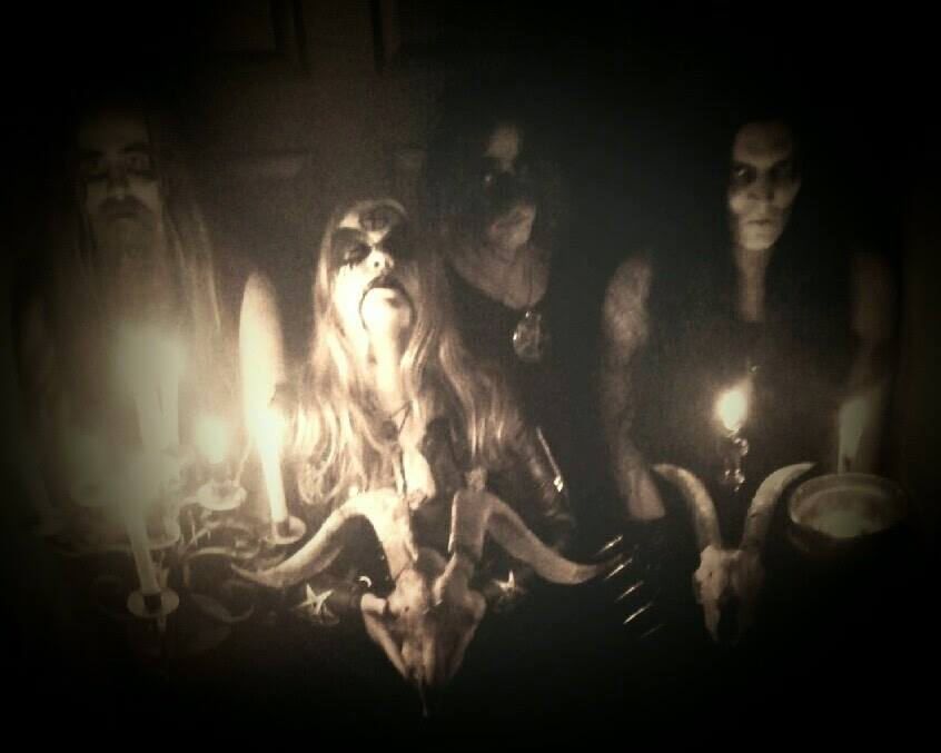 Demonic Christ - Photo