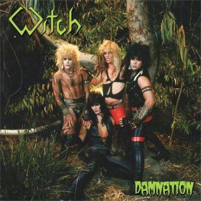 Witch - Damnation