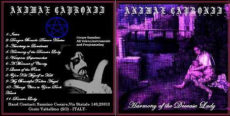 Animae Capronii - Harmony of the Decease Lady