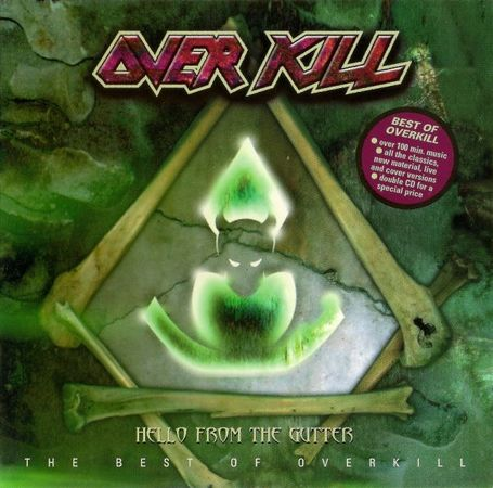 Overkill Hello From The Gutter The Best Of Overkill