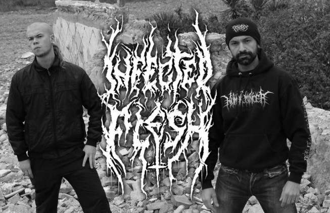 Infected Flesh - Photo