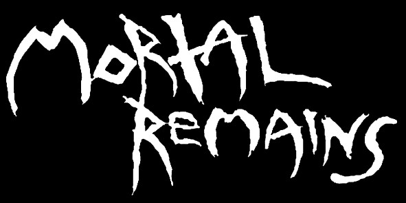 Mortal Remains - Logo