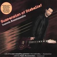 Ioannis Anastassakis - Suspension of Disbelief
