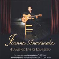 Ioannis Anastassakis - Flamenco Live at Ioannina