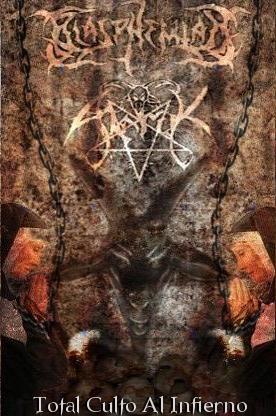 Blasphemiam / Anorak - Total Culto ao Inferno