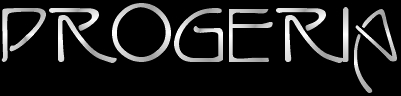 Progeria - Logo