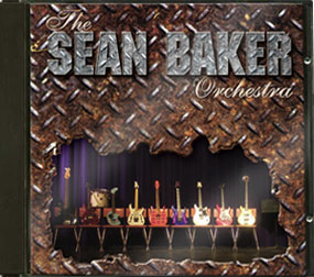 The Sean Baker Orchestra - The Sean Baker Orchestra