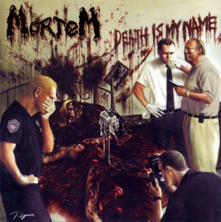 Mortem - Death Is My Name
