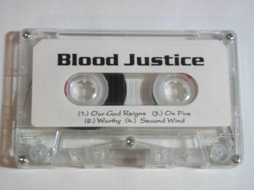 Blood Justice - Blood Justice