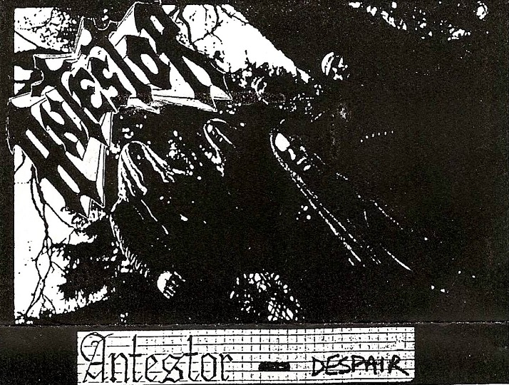 Antestor - Despair