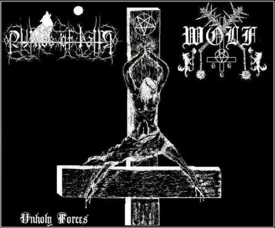 Wolf / Winds of Rain - Unholy Forces