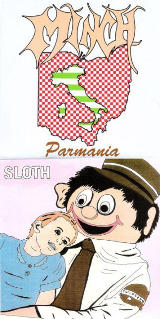 Sloth - Parmania / Untitled