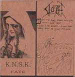 Sloth / KNSK - Sloth / K.N.S.K.
