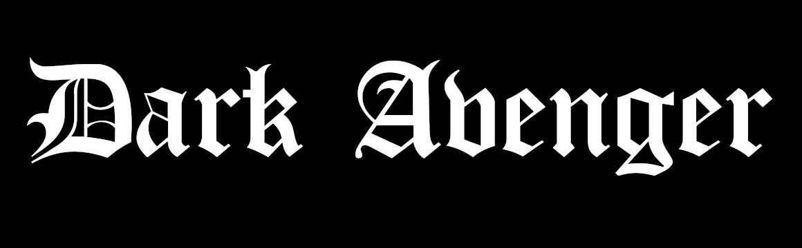 Dark Avenger - Logo