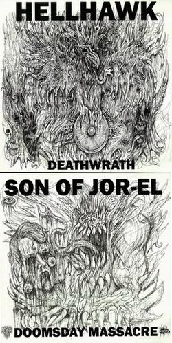 Son of Jor-El / Hellhawk - Son of Jor-El / Hellhawk