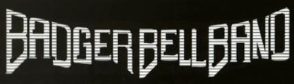Badger Bell Band - Logo