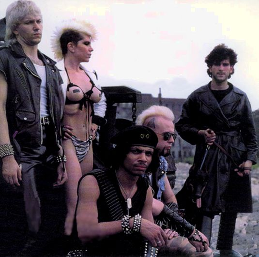 Plasmatics - Photo