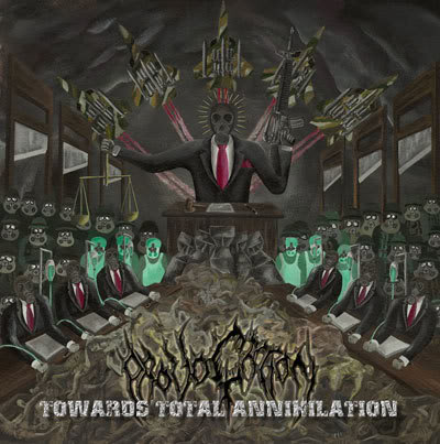 Provocation - Towards Total Annihilation