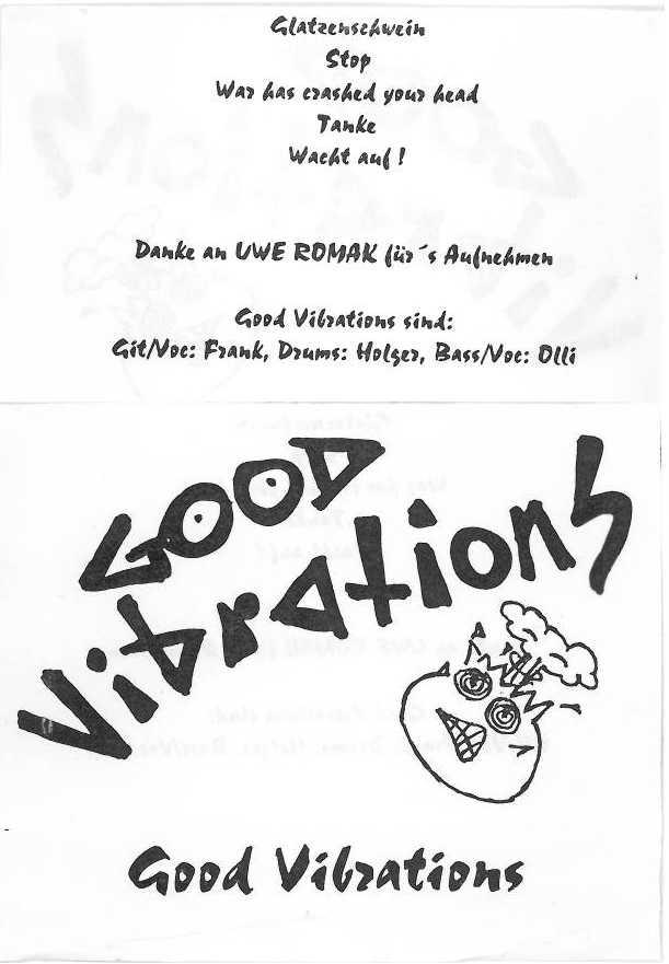 Good Vibrations - Good Vibrations
