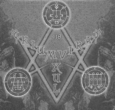 Triumvirat Xul - Logo