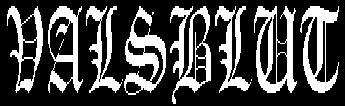 Valsblut - Logo