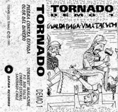 Tornado - Demo 1