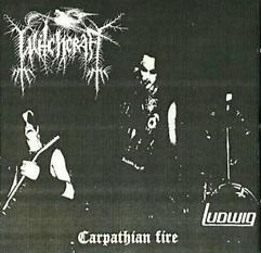 Witchcraft - Carpathian Fire