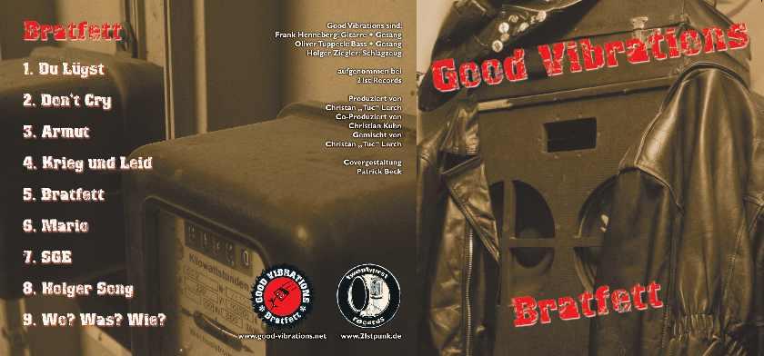 Good Vibrations - Bratfett